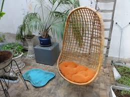 100 1960 Vintage Metal Outdoor Chairs Balcony Swing Chair KSCRAFTSHACK