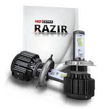 led headlight conversion kit razir led bulbs by hidextra