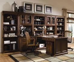 Raymour And Flanigan Desk With Hutch by Hooker Furniture Brookhaven Office Wall Unit Ahfa L Shape Desk