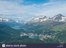 100 Muottas Muragl Switzerland Views Of St Moritz From Atop