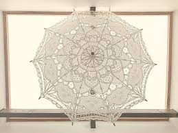 Iphone Ceiling Pattern Umbrella Lace Furniture Lampshade Lighting Textile Drawing Design Light Fixture Fashion Accessory