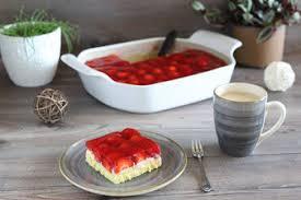erdbeer vanille kuchen im großen bäker pered chef