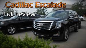 2015 2016 Cadillac Escalade & ESV Premium Full Review