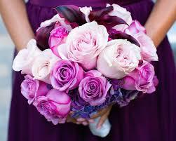 Wedding Color Palettes Purple Decor