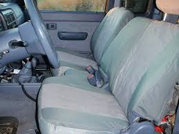 Coverking Neoprene Seat Covers - Page 2 - YotaTech Forums