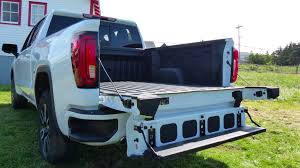 100 Truck Tailgate Steps The 2019 GMC Sierras SixWay MultiPro Is A Great Gadget