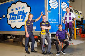 100 Thrifty Truck Rentals Official Car Hire Partner Of The AFL
