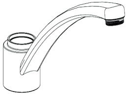 Moen Kitchen Faucet Remove Handle by Replacing Moen Kitchen Faucet O Rings Replace Cartridge