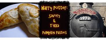 Pumpkin Pasties Harry Potter World by Harry Potter Savory Pumpkin And Pumpkin Tikka Pasties The