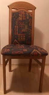6 stühle esszimmer stuhl holz buche mit polster