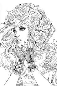 Bright And Mo Best Photo Gallery Websites Mermaid Coloring Pages For Adults