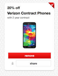 Tar selling Verizon iPhone 6 6 Plus for 20% off until November