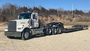 100 Falcon Trucking Equipment Transport Heavy Haul Equipment Hauling