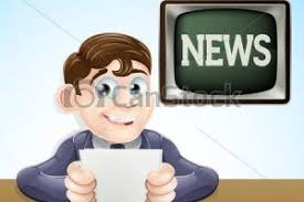 News Reporter Clipart 2