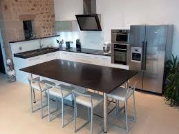 table de cuisine moderne impressionnant table cuisine moderne design et table de cuisine