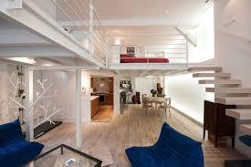 chambre en mezzanine mezzanine inspiration gain de place côté maison