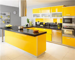 Spring Colorful Modern Kitchen Decorating Ideas
