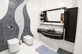 carrelage et mosaïque salle de bain à lire