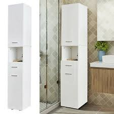 schränke wandschränke badezimmer hochschrank 130 cm hoch