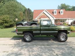 1974 Chevy Truck Cool Lifted | GreatTrucksOnline