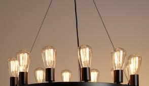 lighting awesome light bulb pendant set of three bulb pendant