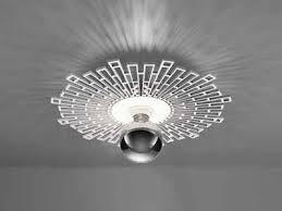trio led deckenleuchte runde retro designer holz le vintage flache wand beleuchtung dimmbar esszimmer wohnzimmer schlafzimmer