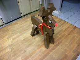 easy wood projects xmas