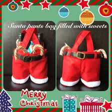 Rite Aid Christmas Tree Topper by Santa Pants Filled With Sweets Chocolate Little Miss Sweet
