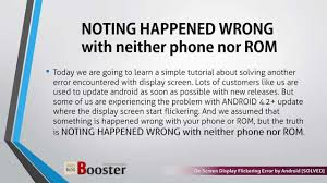 On Screen Display Flickering Error By Android [SOLVED] - YouTube 10 Tips To Make Your Oneplus 3 The Best Phone It Can Be Greenbot How Use Smart Stay On Galaxy S3 Android Central Miui 8 Nofication Bar Explained In Detail General Type Emoji Tech Advisor Cut Copy And Paste Easily Add Fun Emojis Symbols Your Tweets Pixel Plus Look Like A Better Responsive Mobile Menu In Bootstrap 4 Ways Clean Up Status Bar S6 Without 20 Hidden Lollipop Tips Tricks Lifehacker Uk Components Nativebase