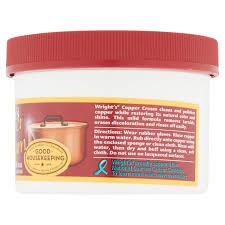Weiman Floor Polish Ingredients by Wright U0027s Copper Cream 8 Oz Walmart Com