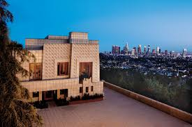 100 Frank Lloyd Wright Textile Block Houses S Ennis House Los Angeles California
