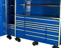 drawer tool vault 72 elite 17 drawer tool cabinet with hutch