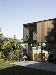 100 Modern Steel Building Homes Framed Home With Extensive Views Over Auckland
