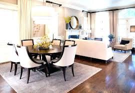 Dining Rugs Room Rug Ideas Round Table Best Area Regarding