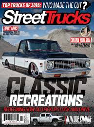 Street Trucks January 2017 Street Trucks Magazine Brass Tacks Blazer Chassis Youtube Luke Munnell Automotive Otography 1956 Chevy Truck Front Three Door 2019 20 Top Upcoming Cars Monte Carlos More Ogbodies Pinterest Search Jesus Spring 2018 Truck Trend Janfebruary Online Magzfury 22 Mini Truckin Tailgate Lot Plus Poster News Covers January 2017 Added A New Photo Home Facebook Workin On Something Special For The Nation 20 Years