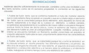 A Objetivo Dar A Conocer El Proceso Para Registrar Patentes Y