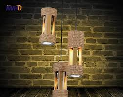 shop single banboo pendant lights for living room