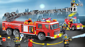 Fire Engine & Fire Truck In LEGO City, Fire Truck Responding, Videos ... Lego City Ugniagesi Automobilis Su Kopiomis 60107 Varlelt Ideas Product Ideas Realistic Fire Truck Fire Truck Engine Rescue Red Ladder Speed Champions Custom Engine Fire Truck In Responding Videos Light Sound Myer Online Lego 4208 Forest Chelsea Ldon Gumtree 7239 Toys Games On Carousell 60061 Airport Other Station Buy South Africa Takealotcom