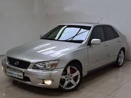 Shed of the Week Lexus IS200