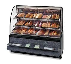 Federal 90 Non Refrigerated Self Serve Bakery Case
