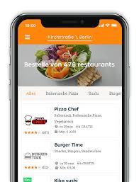 lieferando de essen bestellen in ganz deutschland
