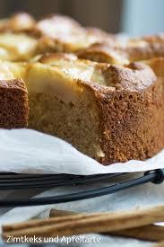 apfelmus mandel kuchen mit äpfeln rezeptebuch