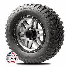 100 Mud Terrain Truck Tires TREADWRIGHT CLAW II 35x125r18 10PLY MUD TERRAIN LIGHT TRUCK TIRES