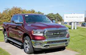 100 1500 Truck Ram Tough FCA Turns Up The Heat On GM And Ford In US