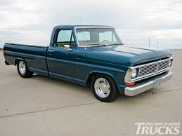 1970 Ford F 100 Truck - Wiring Diagrams •