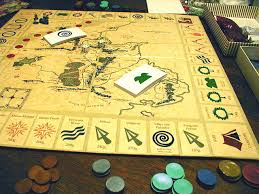 Alida Saxon Wasnt Happy With The Official Lord Of Rings Monopoly Game Available From Parker Bros So She Made A More Authentic Version Her Own