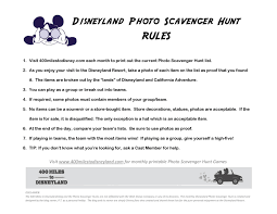 Halloween Scavenger Hunt Riddles by Disneyland Riddles Travel Pictures