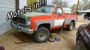 Motors In The Beast 75 Chevy K10 - YouTube Turn Signal Wiring Diagram Chevy Truck Examples Designs Of 75 Image Stepside 2012 Anwarjpg Matchbox Cars Wiki 072018 Gm 1500 Silverado Chevy 25 Leveling Lift Gmc Sierra 1975 C K10 Homegrown Kevs Classics C10 Squarebody At Turlock Swap Meet Squarebody Or Bangshiftcom This Might Be The Most Perfect Short Bed Square Body Chronicles Low N Loud Pinterest Chevrolet 8898 What Size Tire And Wheel Are You Running Page 2 My New Build Chevy The General Lee Nc4x4 2015 Silverado 6 Rough Country 2957518 Toyo Open 195 Alinum Dual Wheels For 3500 Dually 2011current Official Picture Thread