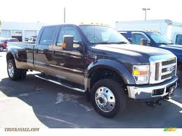2008 Ford F450 Super Duty Lariat Crew Cab 4x4 Dually In Dark Stone ... 2005 Ford F450 For Sale Youtube New 2018 Super Duty Cudahy Ewalds Venus Ftruck 450 1977 F250 Crew Cab On Dodge 3500 Chassis 67 Cummins F350 F 2017 Platinum Edition 2000 Western Hauler 73l Powerstroke Diesel Very Old Dump Truck Plus Don Baskin Sales Trucks Also Kenworth T800 2006 Crew Cab Flatbed Truck Item L679 2011 Service For Sale 2016 Reviews And Rating Motor Trend