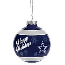 Dallas Cowboys Christmas Tree Ornament